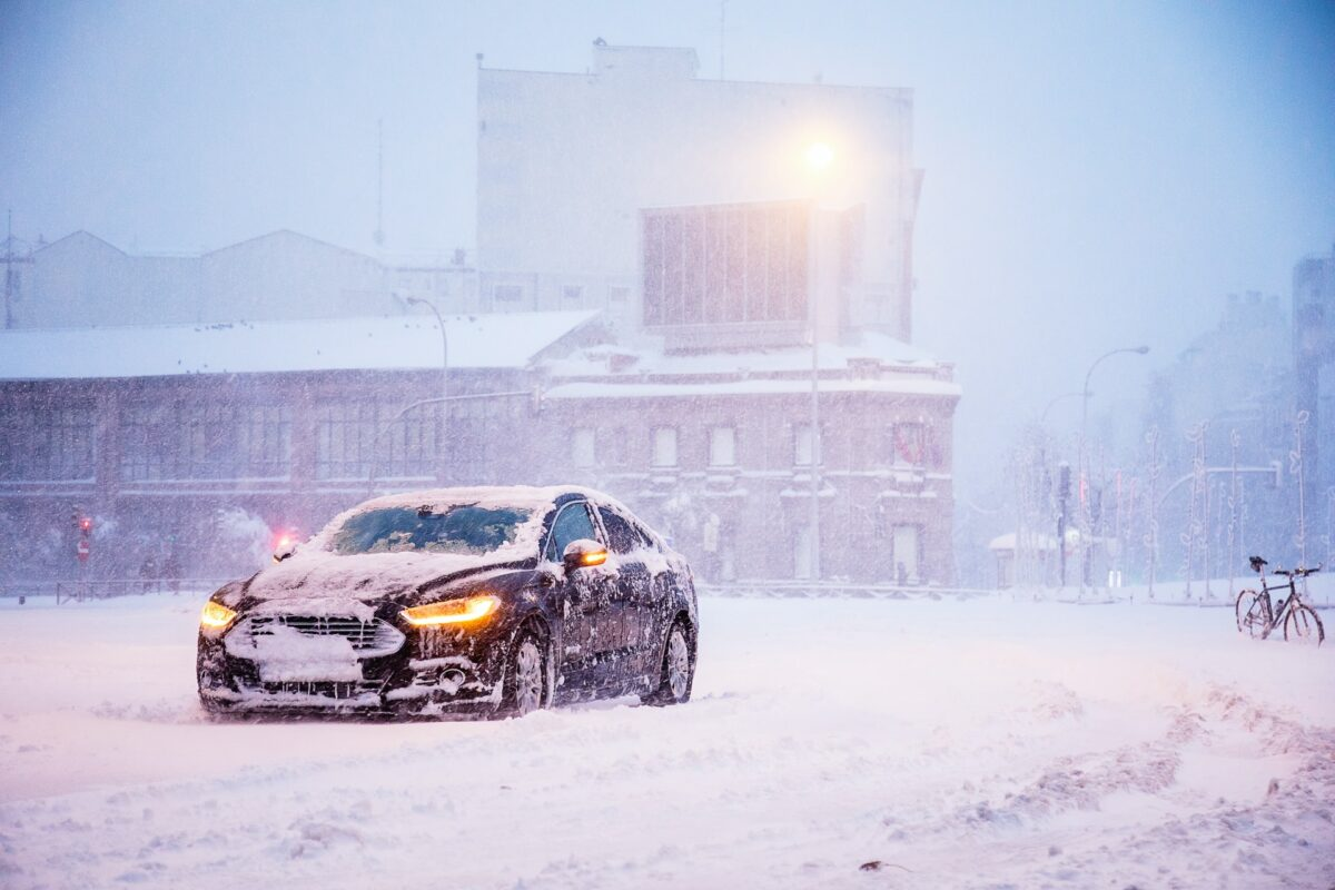 Prepare Your Car for Winter Driving and Stormy Weather with these Vehicle Maintenance Tips